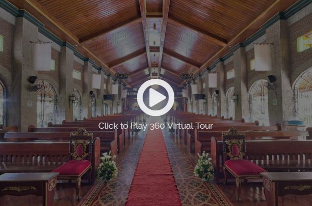 360 Virtual Tour of San Antonio de Padua