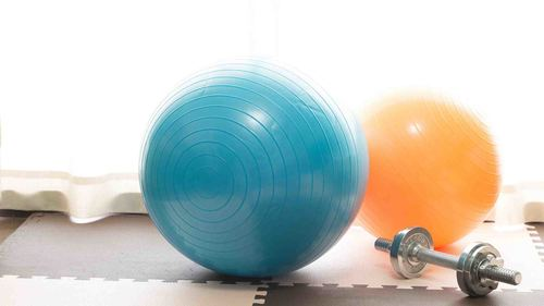 Balanceball dumbbell