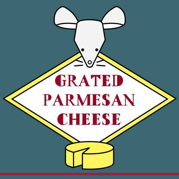 GRATED PARMESAN CHEESE