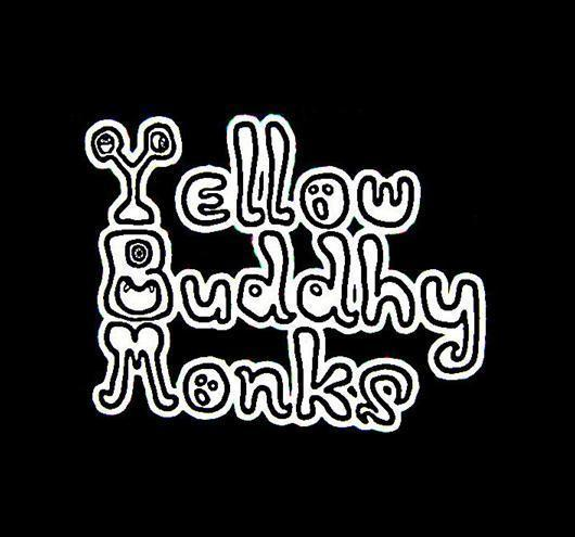 Yellow Buddhy Monks