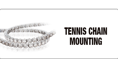 Tennis Chain Mountings