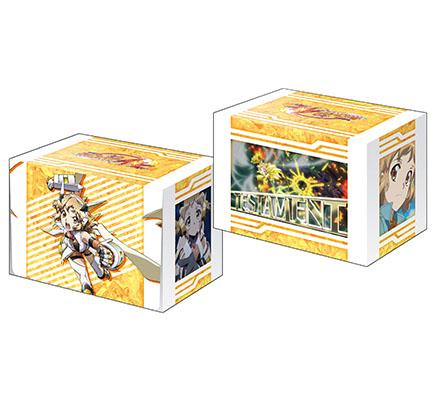 Bushiroad Deck Holder Collection V2 Vol.654 Symphogear AXZ Symphony Chris Tone-Setsuuta