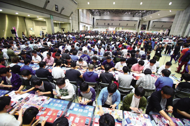 Trading Card Game events