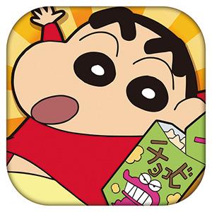 CRAYON SHINCHAN KASUKABE RUNNER!!