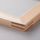 Stretcher Bars (A) Size40