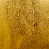 No.5 Pure Gold Colored Silver Leaf