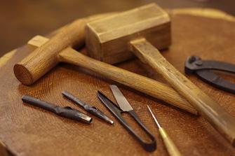 木槌、その他工具