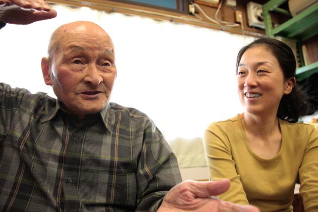 恒三郎と石田