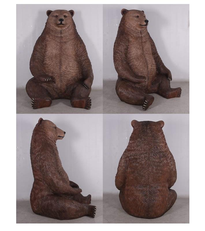 超特大・巨大テディーベア・グリズリー・アニマル・動物の人形