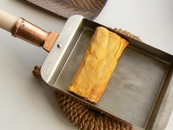 純銅製卵焼き器