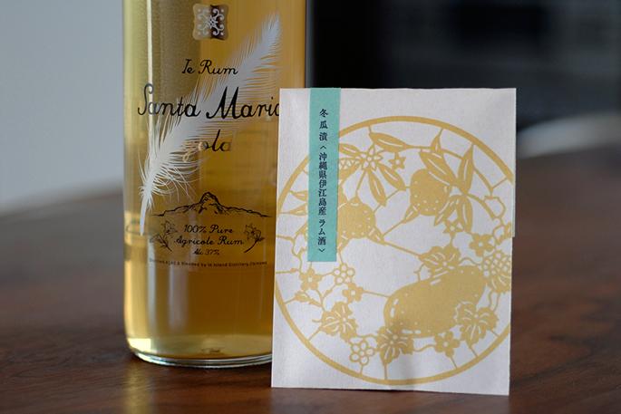 男性へのプレゼントに喜ばれる沖縄の菓子屋「謝花きっぱん店」の冬瓜のラム酒漬け