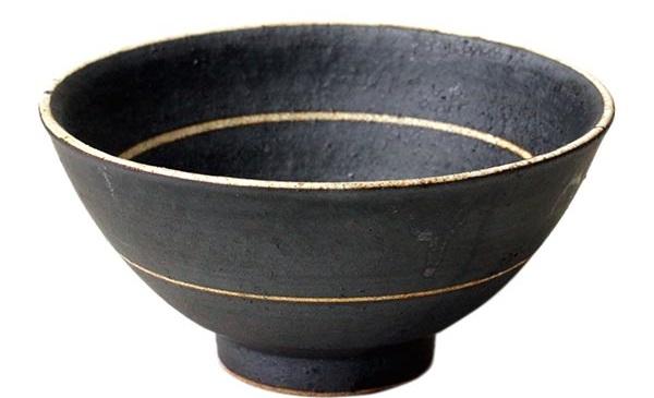 Frariの晴れ異土の茶碗