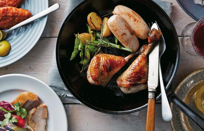 みつせ鶏の贅沢オードブル