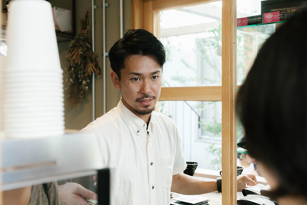 坂尾さんも、実はコーヒーが苦手だった...?!