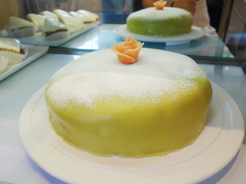 マジパンケーキ