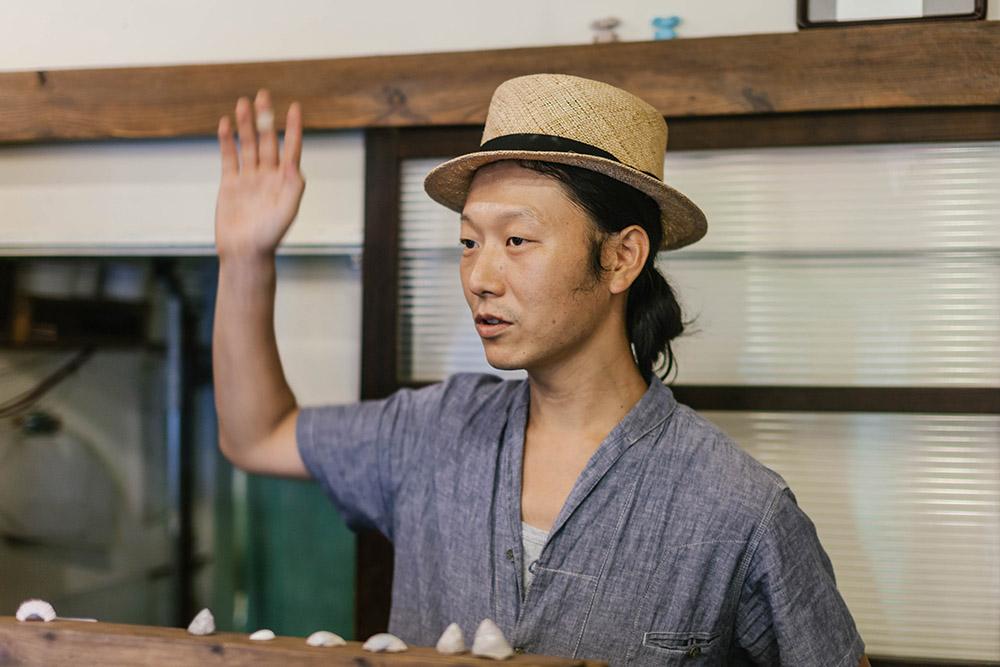 作家のうつわとアクセサリーtorajamなど 京都のおしゃれなセレクトショップ通販 北白川ちせ インタビュー
