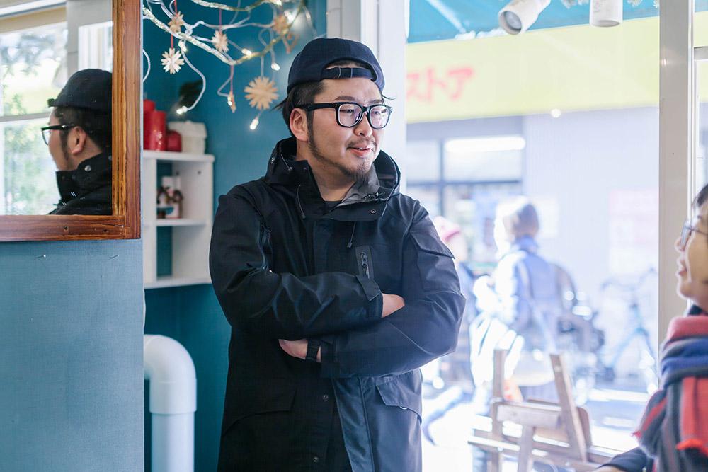 デザイナーの平塚XXさん
