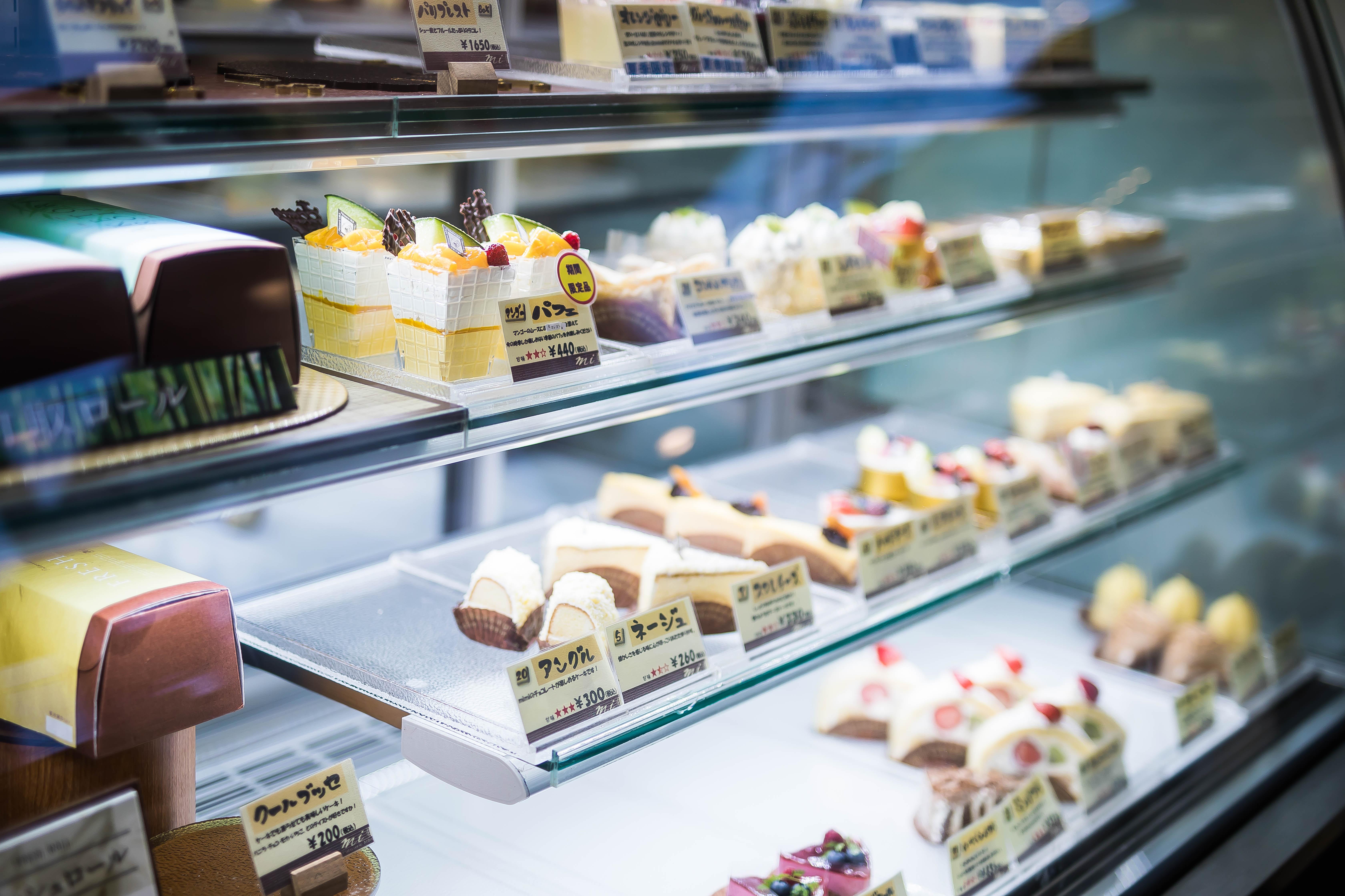 洋菓子の家mimi