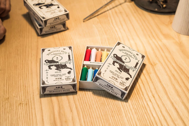猫とねずみとろうそく屋の関係。滋賀・大與の新商品「米ぬかろうそく まめ」誕生の裏側