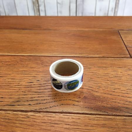 【商品写真をスマホで撮る】マスキングテープの写真