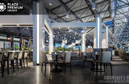 環亞機場貴賓室:使用龍騰卡可以免費進入