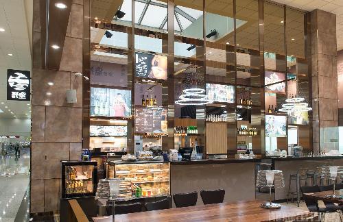 龍騰套餐:桃園機場 D7 bar 下午茶