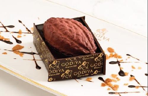 龍騰套餐:桃園機場 Godiva 換巧克力