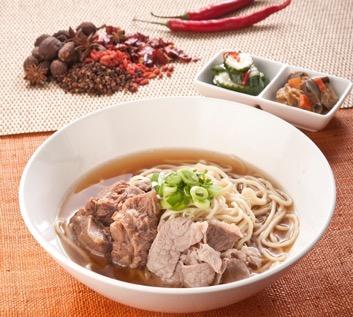 桃園機場美食餐廳:紅燒牛肉麵