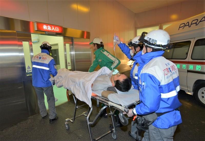 厚生 病院 江南
