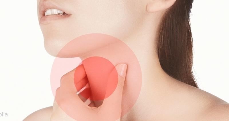 クラミジア 喉 写真