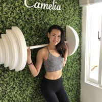 Camelia / personal training salon 門杉 有香