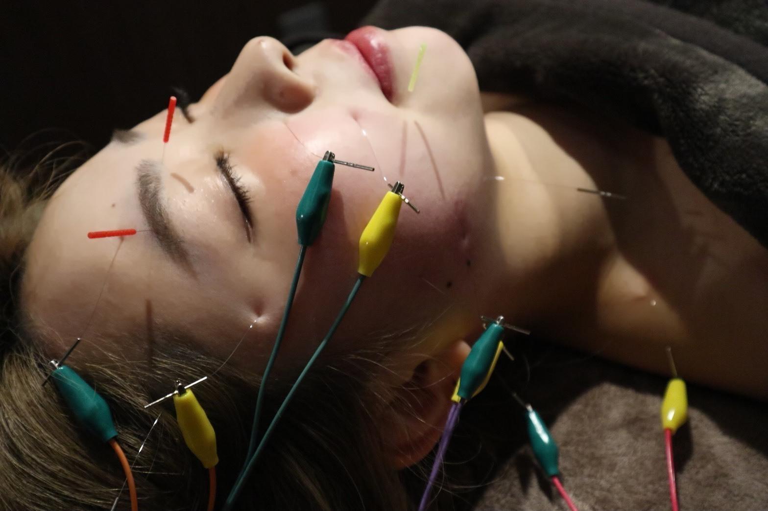 頭✕身体✕お顔のコース◆サファイア