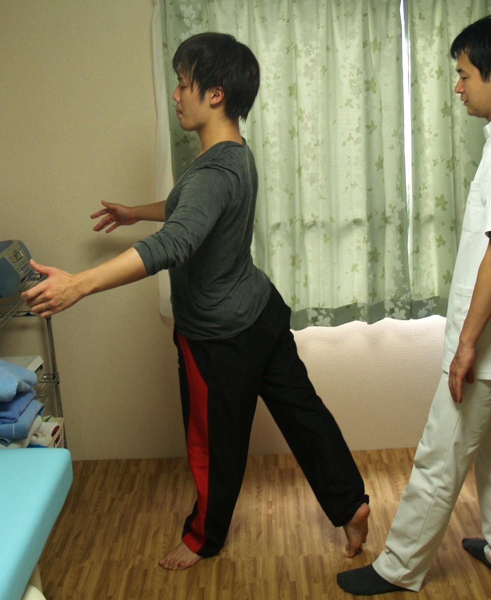 社交ダンサーケア