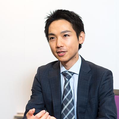 JIG-SAW株式会社 経営管理本部 経理財務グループ マネージャー 佐藤 晋一