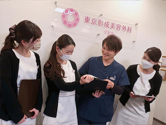合同会社ビューティーワーク 東京形成美容外科の求人情報-04