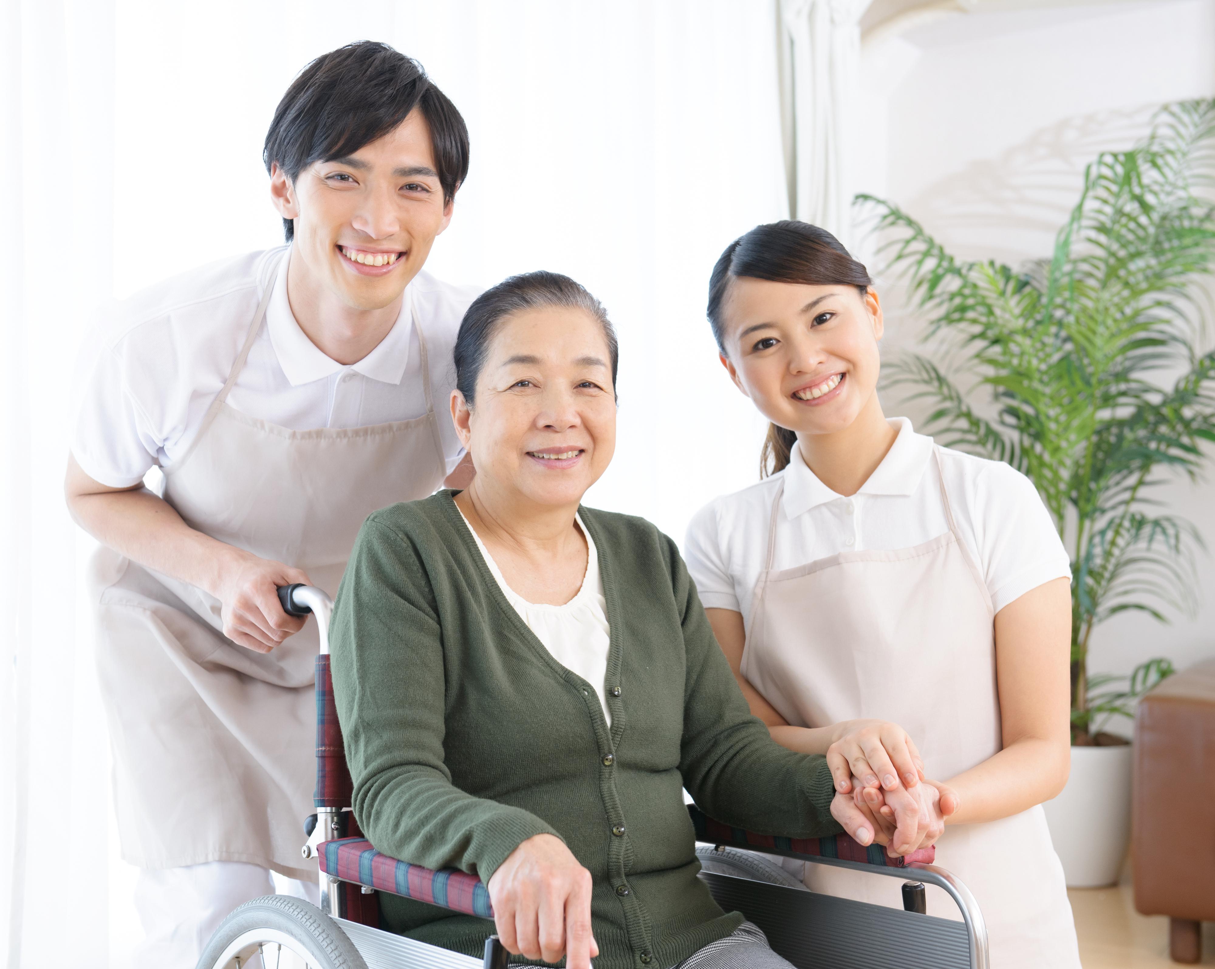 社会福祉法人友和会 特別養護老人ホーム サン・シティ/実務者研修/特別養護老人ホーム/常勤