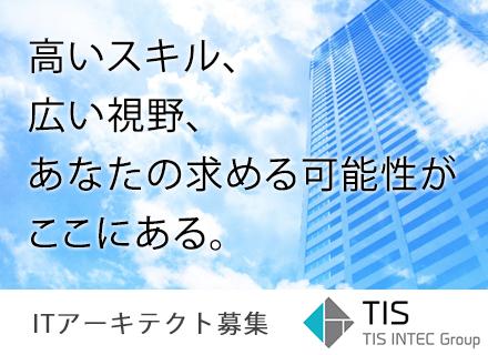 TIS株式会社/ITアーキテクト(フレームワーク開発、アプリ基盤構築など)