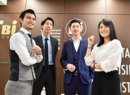 株式会社TBIホールディングス【グループ合同募集】の求人情報