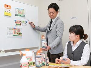 万田発酵株式会社/万田酵素関連商品の商品企画★あなたの「企画力」が活かせる仕事です。