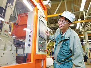 三井化学株式会社【東証一部上場】/プラスチック成形技術者/未経験から一流技術者に育てます ※週休2日制