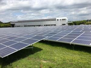 Krannich Solar 株式会社(クラニッヒ・ソーラー 日本支社)/ソーラーパネルなどの提案営業/世界トップレベルの販売実績/少ない残業/週休2日制/転勤なし