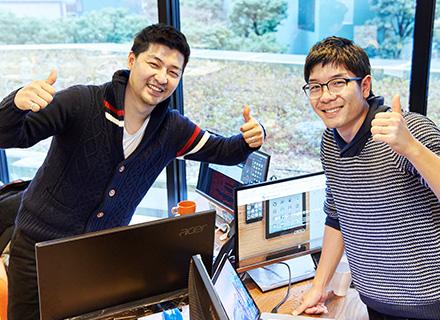 株式会社A.M.Y.クリエイティブ/【Webデザイナー】『会社員』と『フリーランス』のあいだの働き方でスキル&収入アップ!