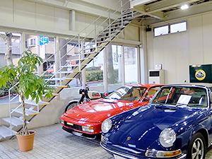 篠田株式会社(Shinoda Co., Ltd.)/サービスフロント(事務職)/国内では珍しい、輸入車に特化した販売、整備を行っています