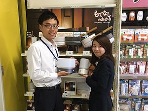 朝日電器株式会社/提案営業(自社オリジナルブランドELPAの営業)