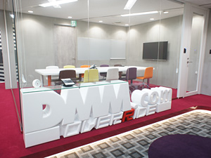 株式会社DMM.com OVERRIDE<「DMM.com」グループ企業>/【採用担当スタッフ】※増員募集。数少ないチャンスです