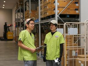 鴻池運輸株式会社<KONOIKEグループ>/流通センターの運営管理 スタッフ/ 「管理職補佐」として採用します!◎転勤なし/地域限定採用