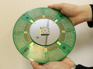 株式会社精研/開発設計職/自社開発の検査機器(プローブカード、ICソケット等)