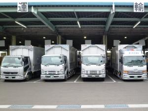 東北新潟運輸株式会社/食品や雑貨の配送ドライバー/4tトラックからスタートして10tトラックへステップアップできます