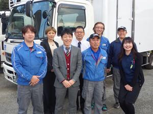 株式会社ファインロジテック/地元で活躍・未経験から地域の物流を支える2t・4tトラックドライバー(月給26万円以上可能)