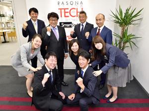 株式会社パソナテック エンジニアリング事業部/製品開発(国内・海外)